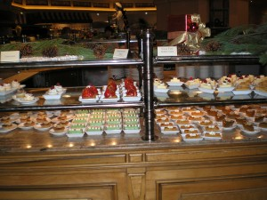 Desserts at Bellagio Buffet