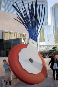 Typewriter Eraser - Claes Oldenburg