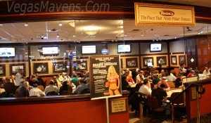 Binion's Poker Room