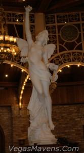 Goddess Fortuna Statue