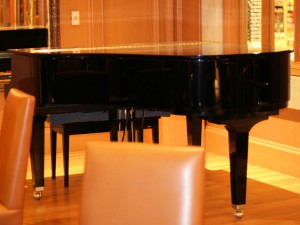 "Piano ""Steakhouse at Camelot"""