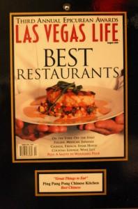 Las Vegas Life: Best Chinese