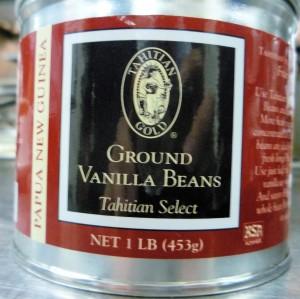 Jar of Vanilla Bean Paste