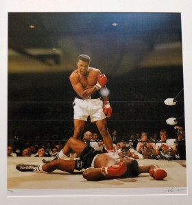 Muhammad Ali vs. Sonny Liston St. Dominick's Arena, Lewiston, Maine, May 25, 1965
