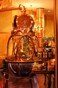Payard Pâtisserie & Bistro at Caesars Palace: Clock